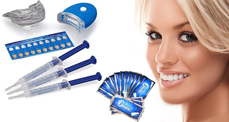 What Is the Best Teeth Whitening Kits Available?