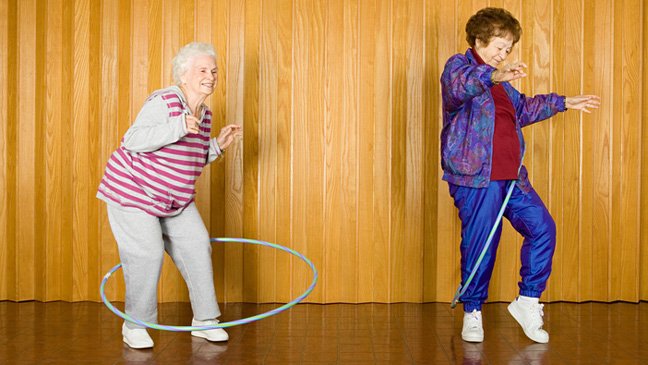 How Important is Exercise As We Get Older?